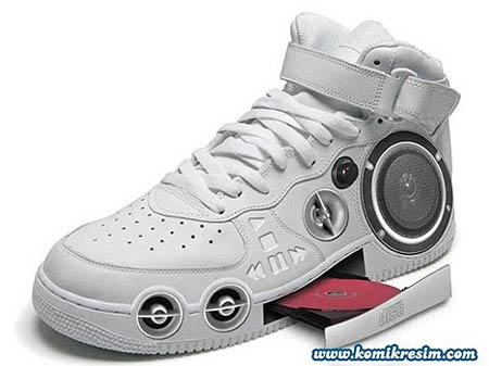 mp3-shoes